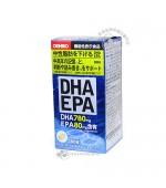 日本ORIHIRO歐力喜樂DHA EPA 180粒