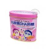 NANA & TAKA乳酸菌DHA鈣糖